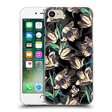 Official Burcu Korkmazyurek Floral Night Forest Xiii Hard Back Case For Apple Iphone 7