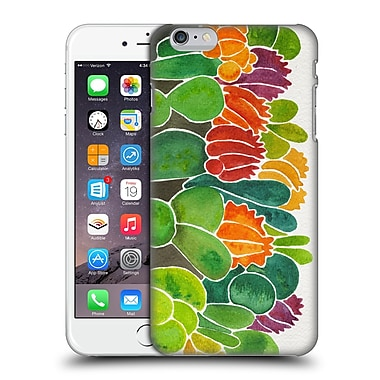 Official Cat Coquillette Nature Succulents Hard Back Case For Apple Iphone 6 Plus / 6S Plus