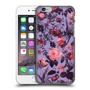 Official Burcu Korkmazyurek Floral 2 Romantic Pattern Hard Back Case For Apple Iphone 6 / 6S