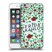 Official Frida Kahlo Icons Birds And Roses Soft Gel Case For Apple Iphone 6 Plus / 6S Plus