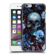 Official Burcu Korkmazyurek Skulls Flowers Hard Back Case For Apple Iphone 6 / 6S