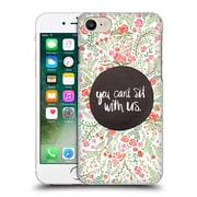 Official Cat Coquillette Quotes Typography 1 You Can'T Sit With Us Hard Back Case For Apple Iphone 7