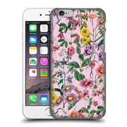 Official Burcu Korkmazyurek Floral Purple Hard Back Case For Apple Iphone 6 / 6S