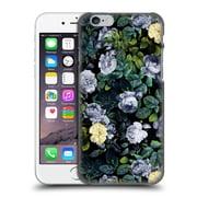 Official Burcu Korkmazyurek Floral Future Nature Hard Back Case For Apple Iphone 6 / 6S