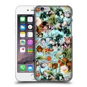 Official Burcu Korkmazyurek Floral Summer Botanical Vi Hard Back Case For Apple Iphone 6 / 6S