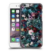 Official Burcu Korkmazyurek Floral Night Forest X Hard Back Case For Apple Iphone 6 / 6S