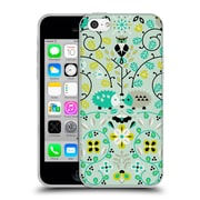 Official Cat Coquillette Animals Hedgehogs Symmetry Soft Gel Case For Apple Iphone 5C