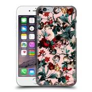 Official Burcu Korkmazyurek Floral Summer Botanical Xi Hard Back Case For Apple Iphone 6 / 6S