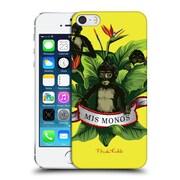 Official Frida Kahlo Tropical Monkeys Hard Back Case For Apple Iphone 5 / 5S / Se