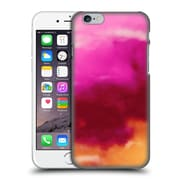 Official Caleb Troy Vivid Ruby Watercolour Hard Back Case For Apple Iphone 6 / 6S
