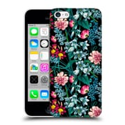 Official Burcu Korkmazyurek Floral 2 Nasturtium Night Hard Back Case For Apple Iphone 5C