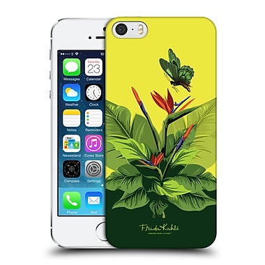 Official Frida Kahlo Tropical Birds On Branches Hard Back Case For Apple Iphone 5 / 5S / Se