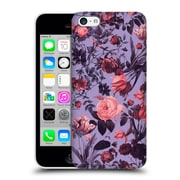 Official Burcu Korkmazyurek Floral 2 Romantic Pattern Hard Back Case For Apple Iphone 5C