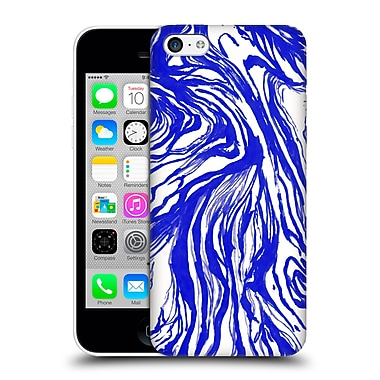 Official Caitlin Workman Patterns Marble Royal Hard Back Case For Apple Iphone 5C