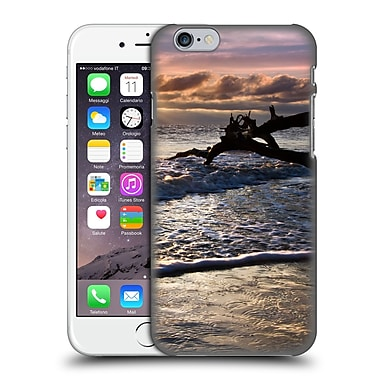 Official Celebrate Life Gallery Beaches Sparkly Water At Driftwood Hard Back Case For Apple Iphone 6 / 6S