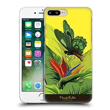 Official Frida Kahlo Tropical Butterfly Hard Back Case For Apple Iphone 7 Plus