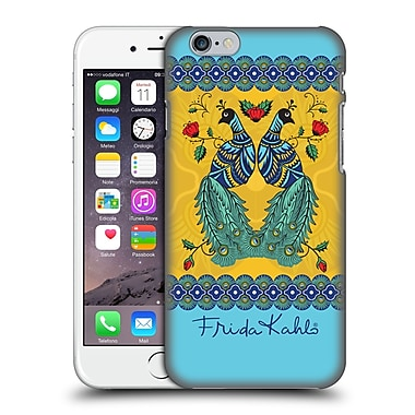 Official Frida Kahlo Peacock Pair Hard Back Case For Apple Iphone 6 / 6S