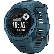 Garmin Instinct GPS Watch, Lakeside Blue (010-02064-04)