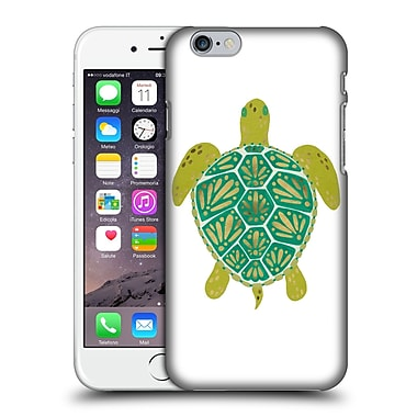 Official Cat Coquillette Sea Turtle Green Hard Back Case For Apple Iphone 6 / 6S