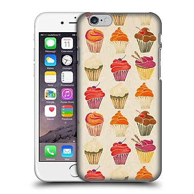 Official Cat Coquillette Sweets Cupcakes Hard Back Case For Apple Iphone 6 / 6S