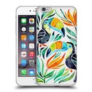 Official Cat Coquillette Birds Toucans Original Soft Gel Case For Apple Iphone 6 Plus / 6S Plus