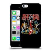 Official The Rolling Stones Key Art 78 Us Tour Vintage Hard Back Case For Apple Iphone 5C