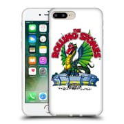 Official The Rolling Stones Key Art Dragon Soft Gel Case For Apple Iphone 7 Plus