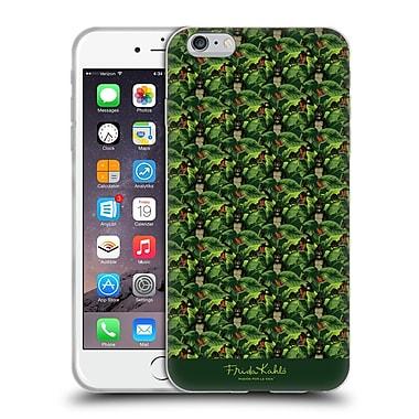 Official Frida Kahlo Tropical Monkey Pattern Soft Gel Case For Apple Iphone 6 Plus / 6S Plus