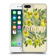 Official Cat Coquillette Quotes Typography 4 Killin' It Yellow Hard Back Case For Apple Iphone 7 Plus