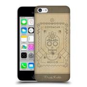 Official Frida Kahlo Freak Skull Hard Back Case For Apple Iphone 5C
