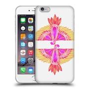 Official Cat Coquillette Birds Parrot Melon Ombre Soft Gel Case For Apple Iphone 6 Plus / 6S Plus