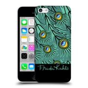 Official Frida Kahlo Peacock Feathers Hard Back Case For Apple Iphone 5C