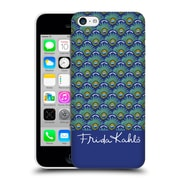 Official Frida Kahlo Peacock Feather Pattern Hard Back Case For Apple Iphone 5C