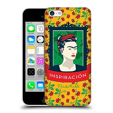 Official Frida Kahlo Icons Frame Hard Back Case For Apple Iphone 5C