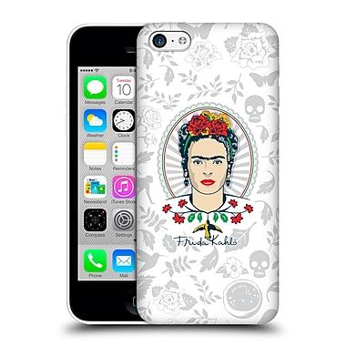 Official Frida Kahlo Icons Portrait Hard Back Case For Apple Iphone 5C