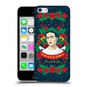 Official Frida Kahlo Icons Viva La Vida Hard Back Case For Apple Iphone 5C