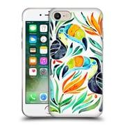 Official Cat Coquillette Birds Toucans Original Soft Gel Case For Apple Iphone 7