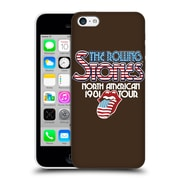 Official The Rolling Stones Key Art North American Tour 1981 Hard Back Case For Apple Iphone 5C
