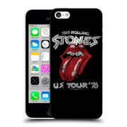 Official The Rolling Stones Key Art Us Tour 78 Hard Back Case For Apple Iphone 5C