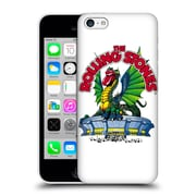 Official The Rolling Stones Key Art Dragon Hard Back Case For Apple Iphone 5C