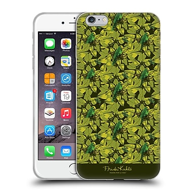 Official Frida Kahlo Tropical Bird Pattern Soft Gel Case For Apple Iphone 6 Plus / 6S Plus