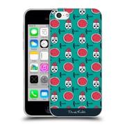 Official Frida Kahlo Doodle Sugar Skulls Soft Gel Case For Apple Iphone 5C