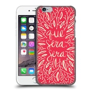 Official Cat Coquillette Quotes Typography 5 Whatever Will Be Melon Hard Back Case For Apple Iphone 6 / 6S