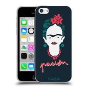 Official Frida Kahlo Doodle Passion Soft Gel Case For Apple Iphone 5C