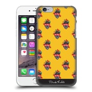 Official Frida Kahlo Typography Heart Pattern Hard Back Case For Apple Iphone 6 / 6S