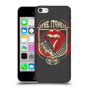 Official The Rolling Stones Key Art Jumbo Tongue Hard Back Case For Apple Iphone 5C