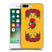Official Frida Kahlo Icons Heart And Roses Hard Back Case For Apple Iphone 7 Plus