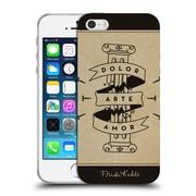 Official Frida Kahlo Freak Pillar Soft Gel Case For Apple Iphone 5 / 5S / Se