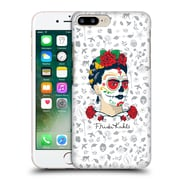Official Frida Kahlo Icons Sugar Skull Hard Back Case For Apple Iphone 7 Plus