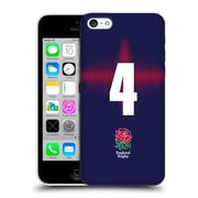 Official England Rugby Union 2016/17 Alternate Kit Position 4 Hard Back Case For Apple Iphone 5C